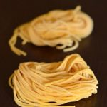 Baby Tomato and Basil Spaghetti