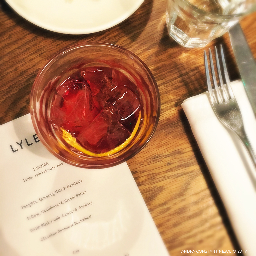 Lyle's London Restaurant Review