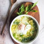 Romanian Recipes: Gem Lettuce Broth